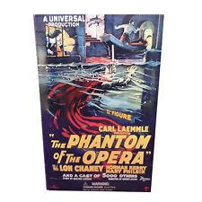 "Lon Chaney The Phantom of Opera 1/6 Universal Monsters 12"" Figur Sideshow"
