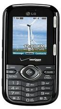 LG Cosmos 2 VN251 Black (Verizon)(Page Plus) QWERTY Slider Cellular Phone