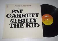 LP/SOUNDTRACK/BOB DYLAN/PAT GARRETT & BILLY THE KID/CBS 69042 UK