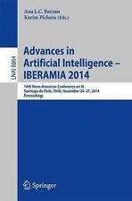 Advances in Artificial Intelligence -- IBERAMIA 2014 : 14th Ibero-American...