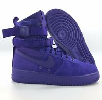 Nike SF AF1 Special Field Air Force 1 Court Purple 864024-500 Men's 8.5-12