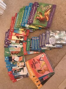oxford reading tree Levels 1 to 5 Over 40 Books. Very Good Condition.