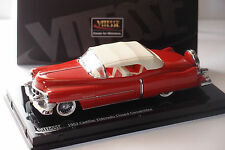 VITESSE 1953 CADILLAC ELDORADO CLOSED CONVERTIBLE 1/43