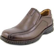 Zapatos informales de hombre mocasines color principal marrón talla 42