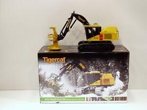 Tigercat 870C Feller Buncher - 1/32 - MIB - Diecast - Logging