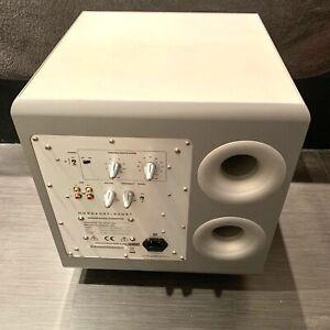 """Mordaunt-Short MS409W Digital SubWoofer Speaker 200 Watts 10"""" (25cm)"""