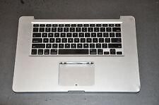 "Apple MacBook Pro Unibody 15"" A1286 Top Upper Case + Bottom Cover Mid 2010 11 12"