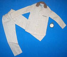 Vintage Ken SLEEPER SET Pajamas PJ's #781 & Clock 1961-1963 Barbie