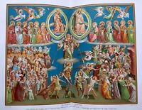 1877 JESUS CHRIST HISTOIRE EGLISE ART JOLIES GRAVURES BIBLE EGLISE LIVRE IL BOOK