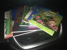 Elem school 12 science books and readers. Homeschooling. Teacher.