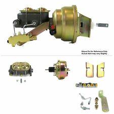 "1960-62 Chevy Truck Firewall Mount Power 7"" Single Brake Booster Kit Disc/Disc"
