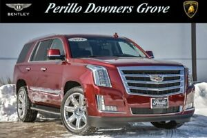 2018 Cadillac Escalade Premium Luxury With Navigation/Rear Ent