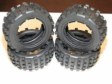 YY-MADMAX HPI ROVAN BAJA 1/5 5T 5B 5IVE GIANT GRIP TIRES 190X70 4 SET
