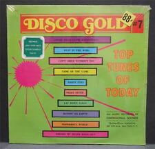 SEALED - DISCO GOLD #7 Top Tunes Of Today Stereo Recorded by Dimensional Sounds