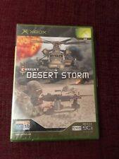 Conflict Desert Storm ~ Xbox ~ Spanish Version ~ New & Sealed!!!