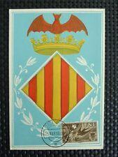 SIDI IFNI MK 1958 FLORA BIRDS BLAZON MAXIMUMKARTE CARTE MAXIMUM CARD MC CM c3804