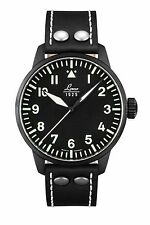 LACO Altenburg Automatic WWII Pilot Watch / Fliegeruhr  - Made in Germany -