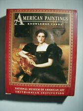 Smithsonian Knowledge Cards - American Paintings