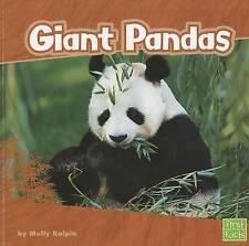Giant Pandas by Molly Kolpin (Paperback / softback, 2011)
