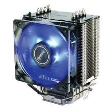 Antec A40 Pro Single Tower CPU Cooler 4 Heatpipes 92mm Fan Blue LED Straight