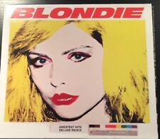 Blondie-Greatest Hits Delux 2 Cd DVD Live Pretenders Runaways Joan Jett