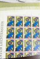Liechtenstein Giant mint NH PO Fresh Stamp Sheets loaded Book