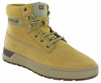 Caterpillar Ryker Hiking Ankle Walking Leather Hi-top Mens Honey Lace Up Boots