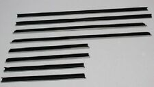 70 71 72 Dart Valiant 4 Door Sedan TOP CAT Window Felt 8 pc Cat Whiskers -NEW