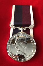 RAF Long Service & Good Conduct LSGC Medal EIIR Full Size Superb Copy Replica