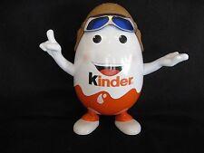 """KINDER Surprise Uovo grande 10 """"Figura aviatore di archiviazione."""