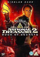 National Treasure 2 Book of Secrets Disney DVD 1st Class Postage