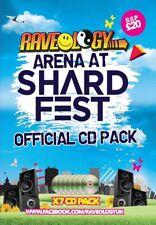 Shard Fest - 2018 - Raveology Arena - DNB Pack - CD Pack (SHARD2018)