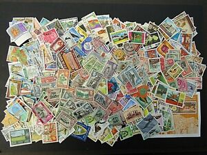 CEYLON - DIVERSE VINTAGE/MODERN COLLECTION IN OLD FILE - MANY 100s