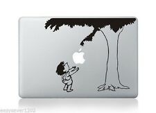 "Tree Apple Macbook Pro Air 13"" Mac Sticker Decal Skin Vinyl Cover For Laptop"