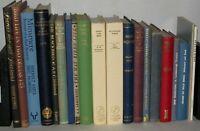 18 Bird Interest Books - Hardback Books, Various Titles/Dates/Publishers (56ABZ)