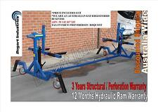 CAR TRUCK BOAT VEHICLE ROTISSERIE FRAME REPAIR RESTORATION, 4500LBS/2041KG CAP*2