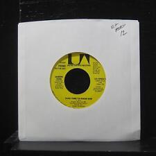 """Sherri King - Take Time To Know Him 7"""" VG+ UA-XW902 Promo USA Vinyl 45"""