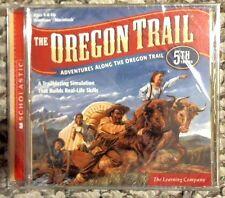 The Oregon Trail 5th Edition  PC Fifth Brand New PC MAC