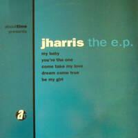 "Johnny Harris - The E.P. (12"")"