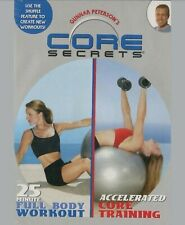 NEW! Gunnar Peterson's Core Secrets Workout  ACC CORE TRAINING & FULL BODY W-OUT