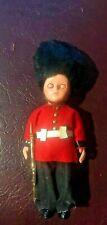 Vintage Buckingham Palace Guard Souvenir England London Sleepy Eyes Doll British