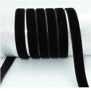 "NEW DIY 10-50yards 3/8"" 10mm Soft Comfortable velvet ribbon many choose colours"