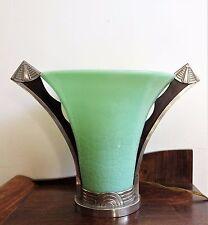 Très Belle Lampe ART DECO 1930 's - Wonderful Uplighter Table Lamp
