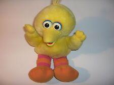 Plush ** Baby Big Bird** - - Sesame Street Muppet  -  shakes & laughs