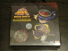 Takara Tomy BeyBlade Metal Fight Vol 2 DVD w Thermal Lacerta WBBA WA130HF & case