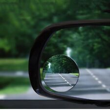Rear Side View Blind Spot Mirror Universal Car Auto 360° Wide Angle Convex 1x