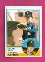 RARE 1983 OPC # 360 ANGELS NOLAN RYAN EX-MT CARD (INV# C5144)