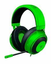 Razer Kraken Wired Gaming Headset w/ Retractable Noise Isolating Microphone