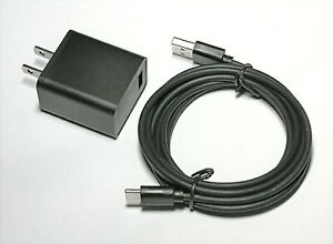 6ft USB AC Adapter for Netgear Nighthawk M1 MR1100 4G LTE Mobile WiFi Router