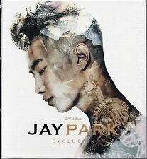 Jay Park /  Evolution 2nd Album [Import] *SEALED* Korea CD